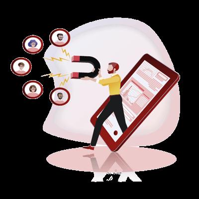 Cliente e contador integrados, trabalhando com informação, agilidade, eficiência e suporte online a seu dispor.