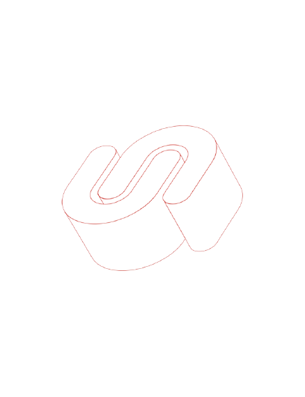 Logo c-controll contorno red